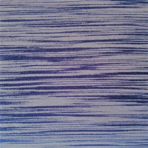 Winter-Sweat Two Tones, blau
