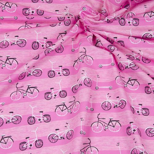 Bicycles, pink, Jersey, Hilco