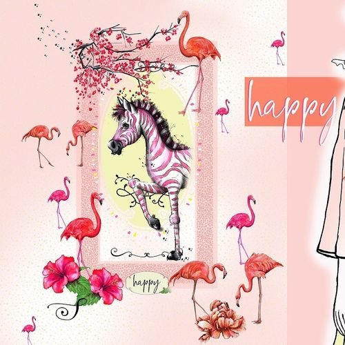 Happy, Panel ca. 80cm, Bio-Jersey, Tate Gisi, Lillestoff