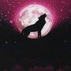 Wolf Moon 2.0 by lycklig design, Sommersweat, erika