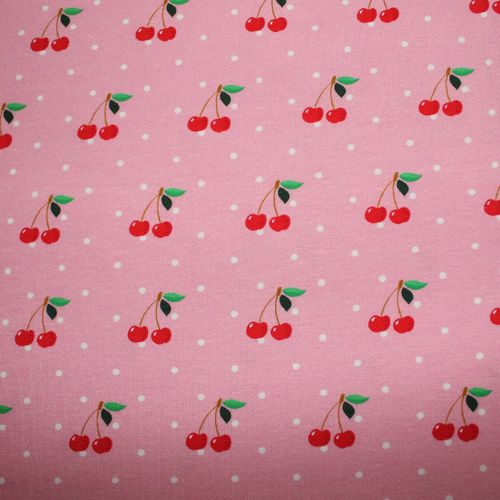 Cherry Dots, rosa - REST 1,0m