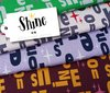 SHINE - On mit Soft-Touch-Lurex, meringa - Bio-Jacquard, Hamburger Liebe, Albstoffe